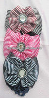 Snood Net Barrette Hair