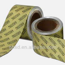 easy peel off film / aluminum foil film roll / medical packaging film