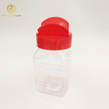 Quality first salt and pepper shaker plastic lid