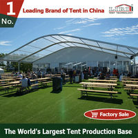 Outdoor Party Arch Canopy for Events / Big Arch Shaped Tent for Sale