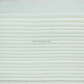 High Super absorbent spunlace nonwoven luxury disposable hand towels