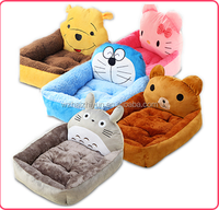 Fashion Customize Luxury Bear Shaped Pet Home Soft Dog Bed