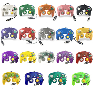 Wired Controller FOR NGC/WII for Nintendo Gamecube Controller Gamepad Joypad