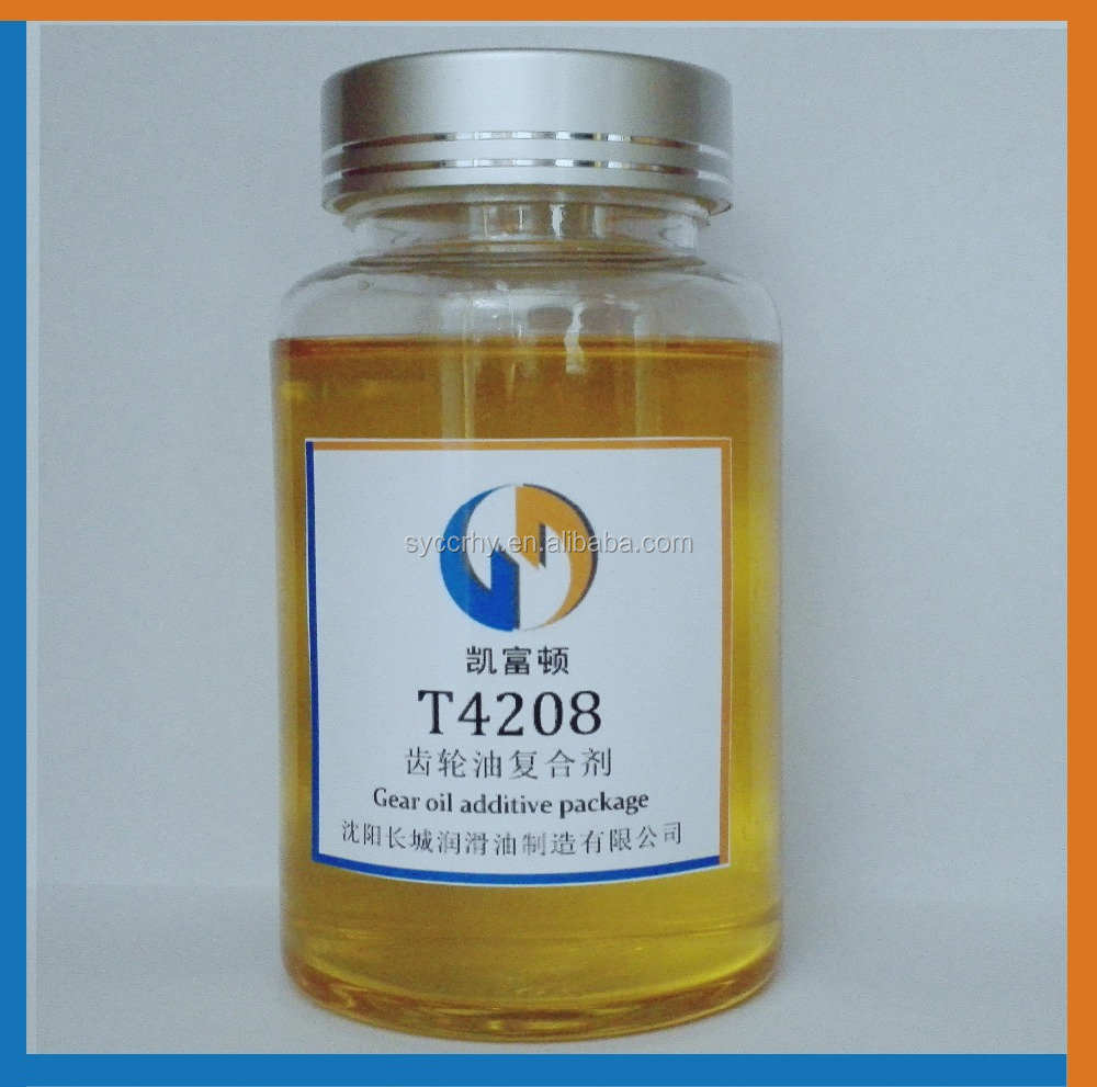 T4208 GEAR OIL ADDITIVE GL-5 & GL-4 lubricating gear oil additive compound agent