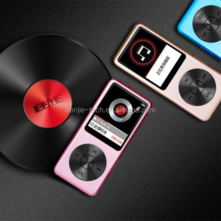 1.8 inch color screen 8GB digital mp4 <strong>player</strong> MP3 lossless music <strong>player</strong>