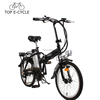 Children e bike foldable electric bicycle cheap and powerful 20inch folding ebike