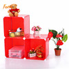 Creative DIY assembled plastic cabinet shelf organizers for kids use FH-AL0013