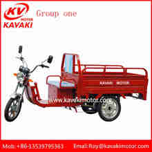 60V 900W BrushlessThree Wheel Electric Cargo Tricycle / Trike / Truck