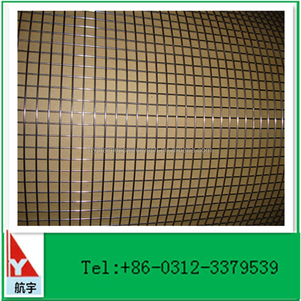 Manufacture in China stainless steel welded wire mesh rolls