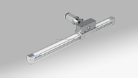 Linear Positioning System for light industry