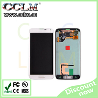 for samsung s5 i9600 sm-g900 sm-g900f g900 lcd touch screen, mobile phones display for samsung S5