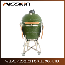 "18"" China Manufactured High Quality Ceramic BBQ Charcoal Smoker Kamado,Outdoor Ceramic Barbecue Kamado Pizza Oven"