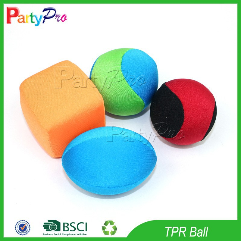 Partypro High Quality Promotional Balls Lycra Gel Stress Bounce Ball