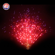665 Shots Fan Shape Display Cake Banger Fireworks Wholesale