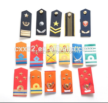 Captain Epaulette Military Shoulder Board