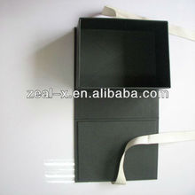 High quality paper folding gift box with magnet