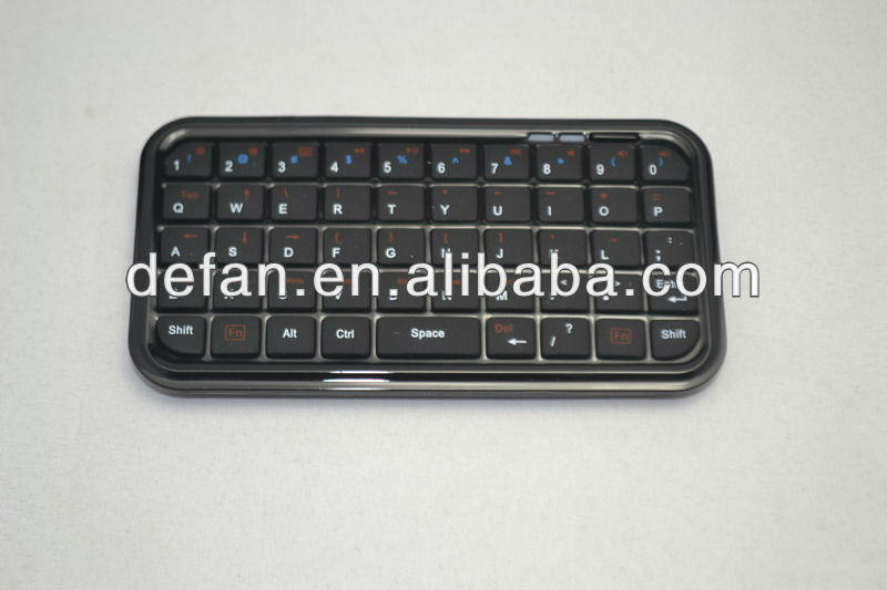 iPazzPort 2.4 G wireless keyboard with touchpad