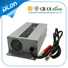 smart charger Lead acid battery charger AC 220v DC 48V 15A charger