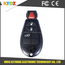 with low price lost standard car key 2008 Fobik for Dodge