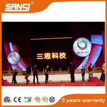 SANSI roll up led display Big Advertising Billboard