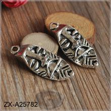 Simple and Mini Pendant bail, Silver Plated Charms Pendant Manufacturer ZX-A25782