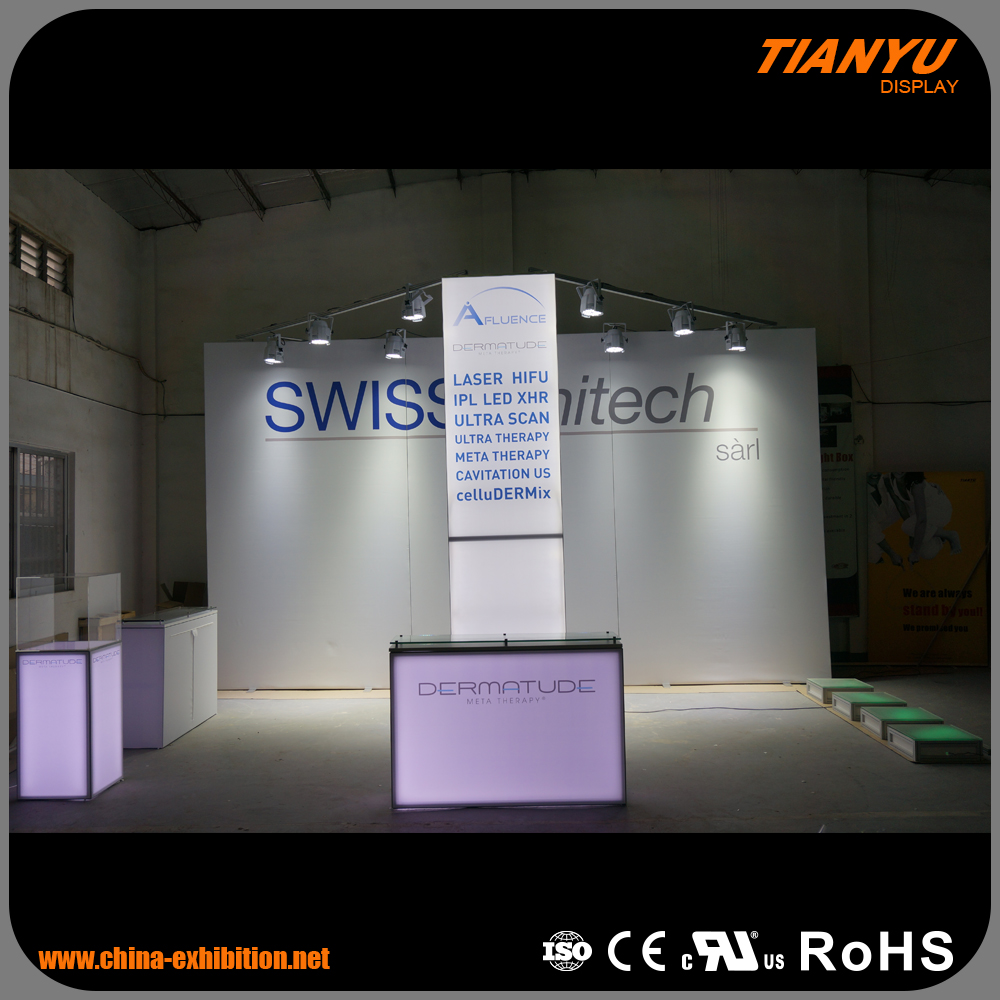 Specialized Exihibition Advertising Portable Booth