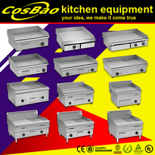 Stainless steel electric griddle BN-818A (CE Certificates)