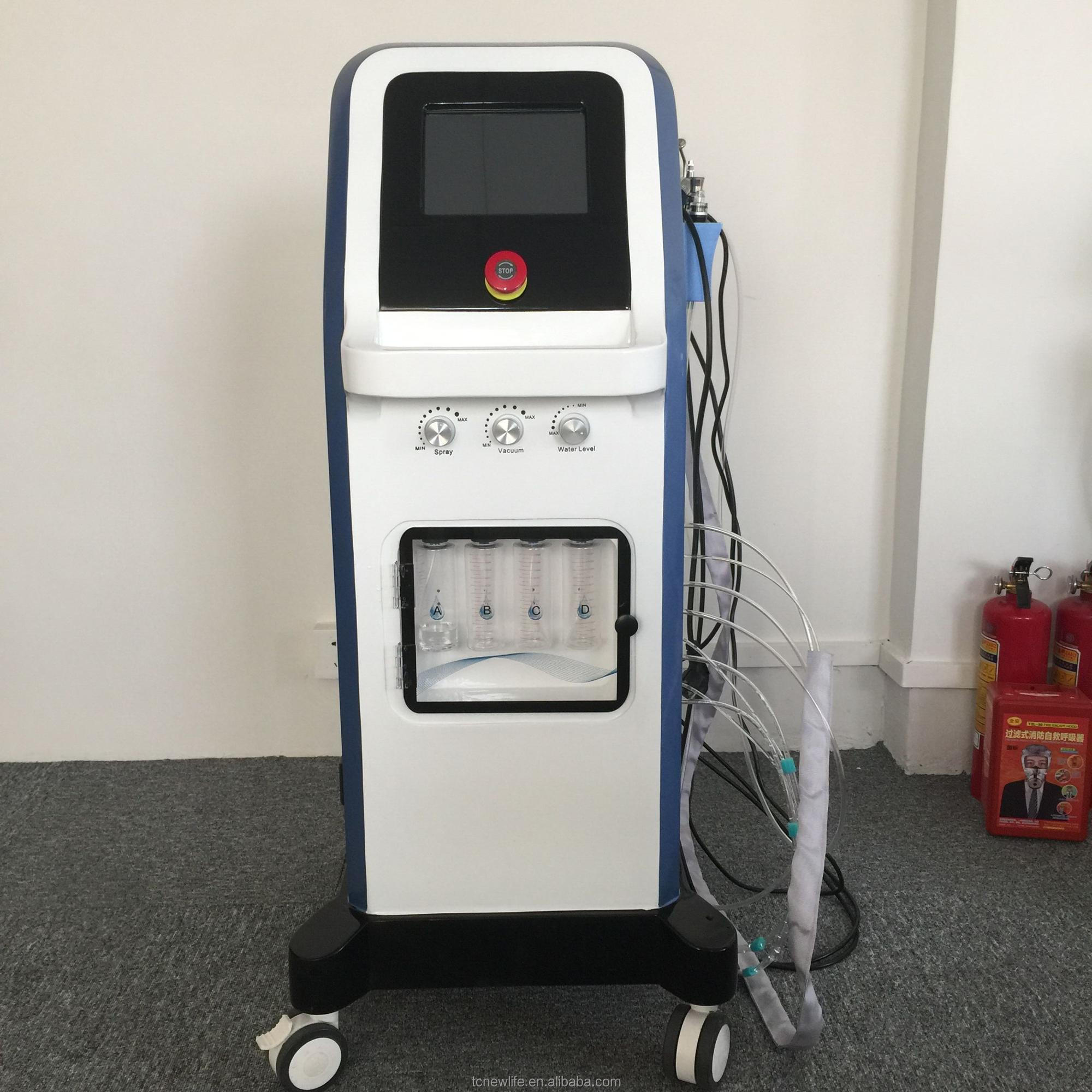NL-SPA10 Real Factory ! Best Multifunction Skin Care Machine Anti-Aging Wrinkle Acne remove Salon Spa Beauty Machine