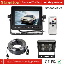 5 inch Reverse Camera Kit with 5 inch HD Monitor and CCD Camera