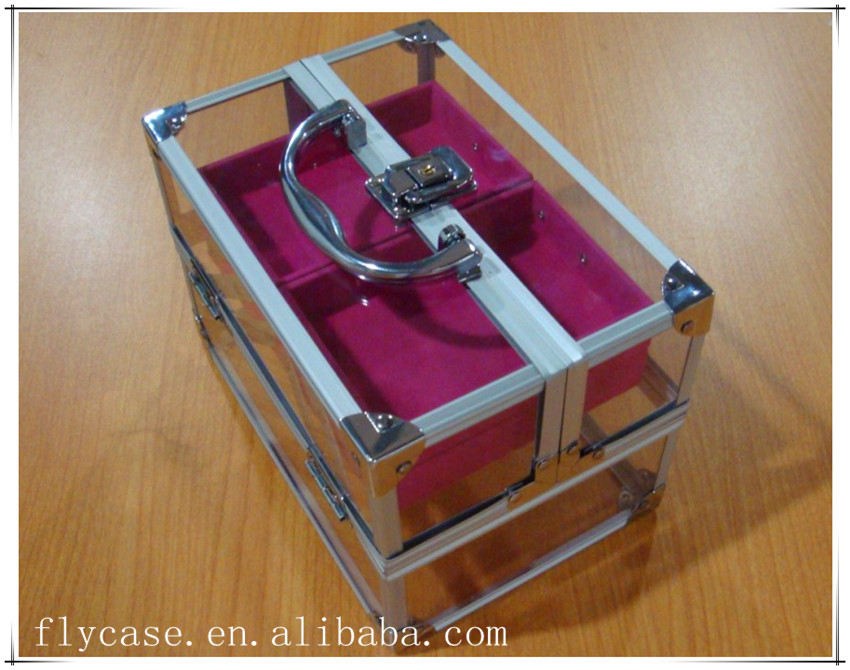 new aluminum tool carrying case with wheel,aluminum hairdresser tool case