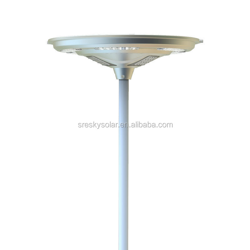 Pole Mount Decorative Outdoor Solar Lights Led Tall Light
