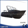 Gather 2015 Fashion Alibaba Suppliers Excellent Material Aluminum Pleasure Boat