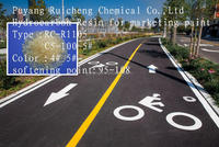 C5 petroleum resin used to make road marking paint
