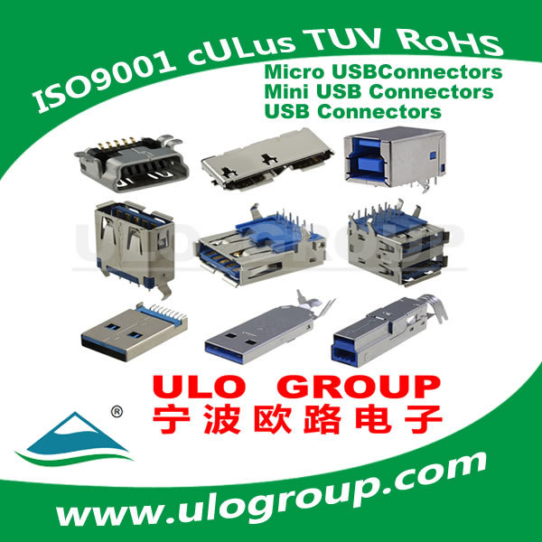 Latest Exported Low Profile Usb Connector Manufacturer & Supplier - ULO Group