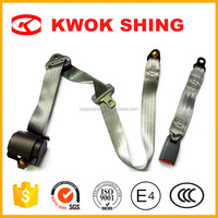 3 point car belt seat belt parts