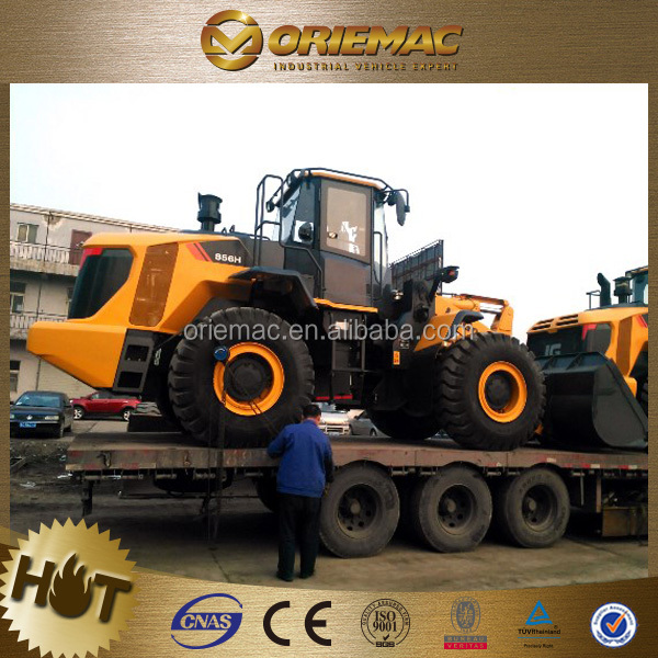 liugong 856 wheel loader CLG856 with Cummin engine
