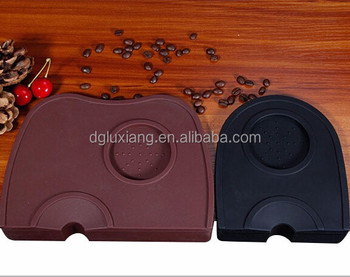 Best selling silicone coffee tamper mat