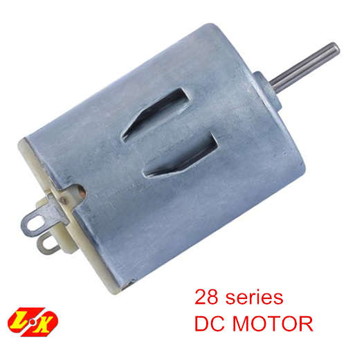 Permanent Magnetism DC Micro Motor