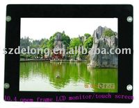 10.4'' open frame LCD monitor/VGA/touch screen