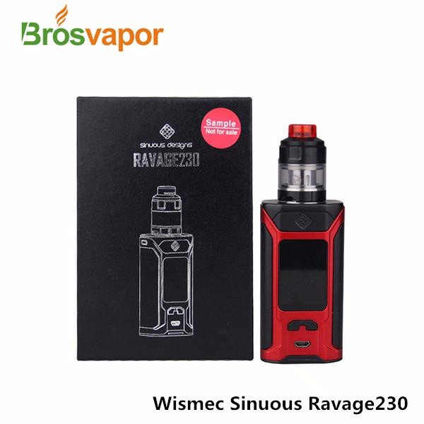 Wismec Sinuous Ravage230 3