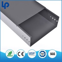 China supplier powder coating difference between cable tray and trunking