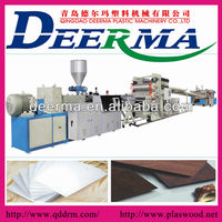 Plastic PVC/PE/PP Sheet/Film/Board Extrusion/Production Machine/Line