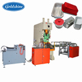 high quality aluminum foil container pressing machine for producting line
