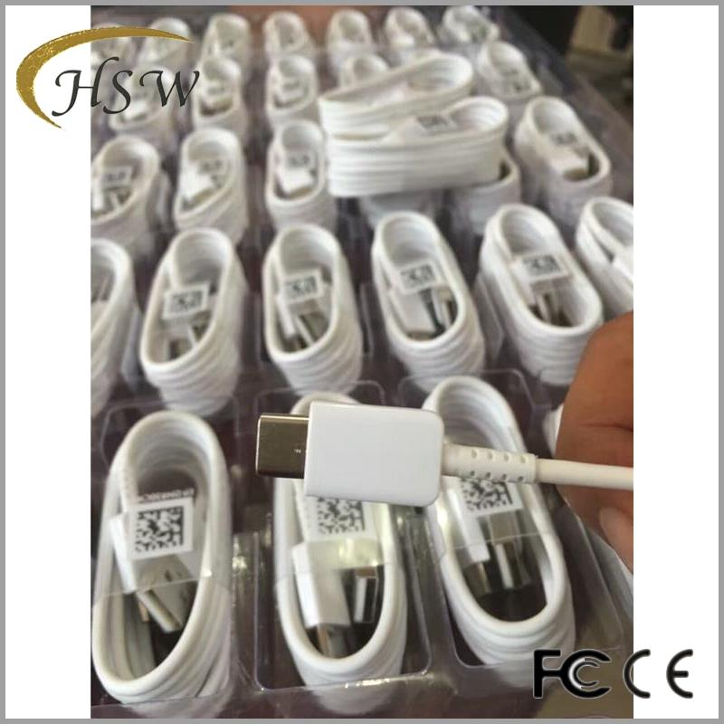 2016 New Hot Selling type c fast cable for Note7 type c cable