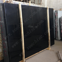 Shanxi black granite slabs distributors