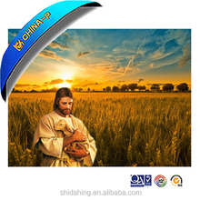 Factory supply high quality 3d god photo to 3d/three d pictures/3d art pictures