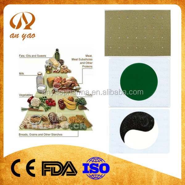 detox foot patch for diabetic pad Happy life