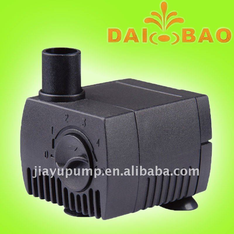 Fountain and aquarium water pump (Model:DB-333 ) ROHS