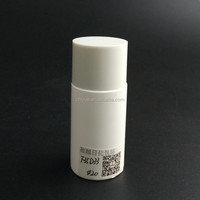 High Quality 30ml White Cylinder Small