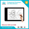 2015 cheap!Huion A4 sized interactive whiteboard led light pad tracing board for illustration LB4